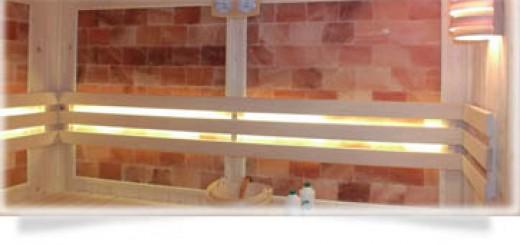 Miniatura sauna hotel ceres