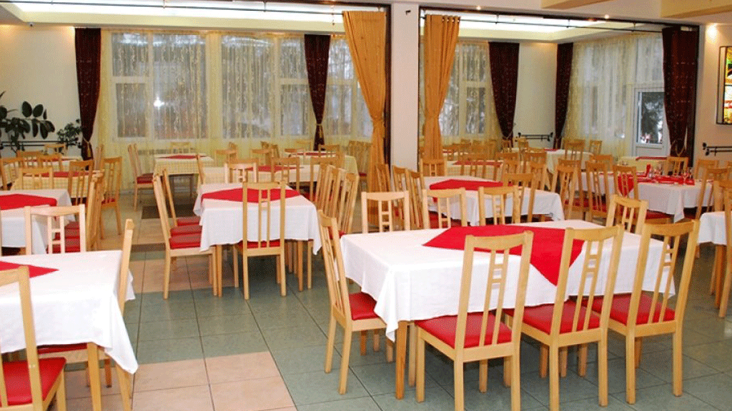 Ceres Monteoru Restaurant